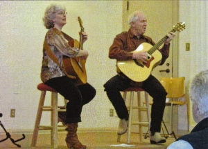 guitar singing duo