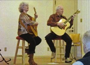 guitar singing duo